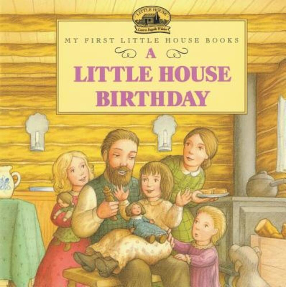 A Little House Birthday, Paperback