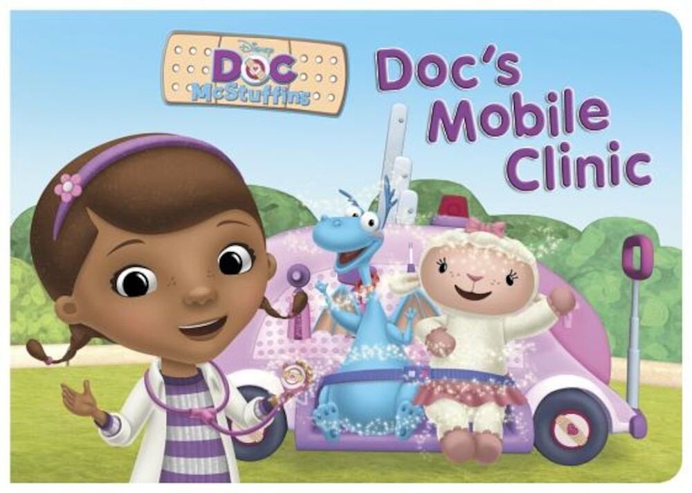 Doc's Mobile Clinic, Hardcover