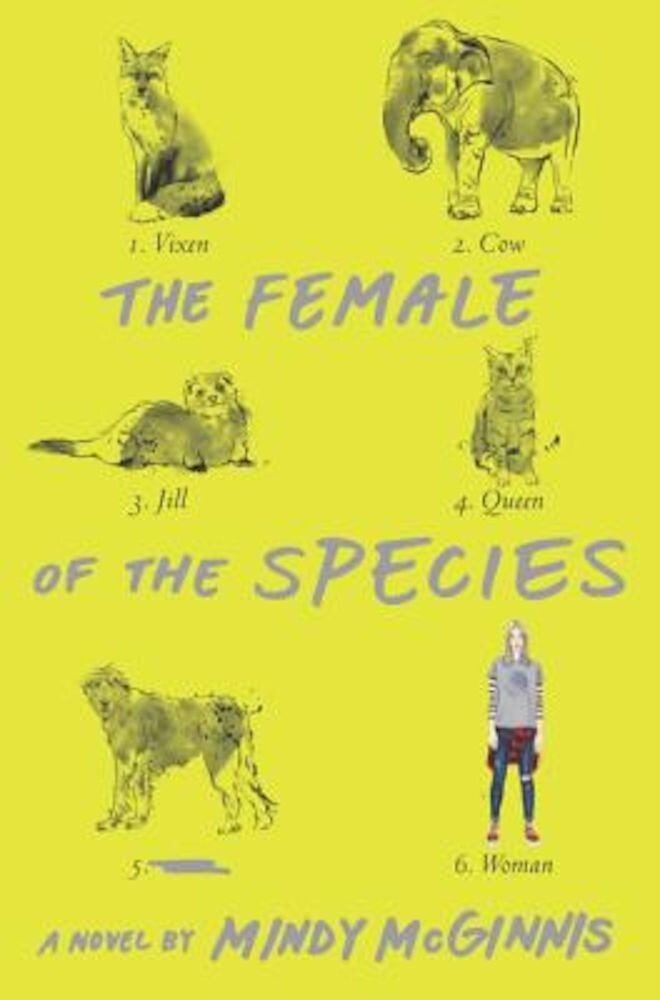 The Female of the Species, Hardcover