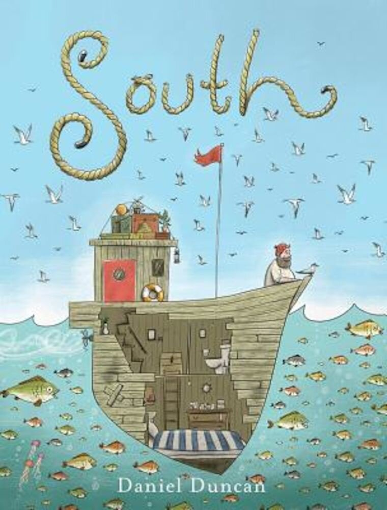 South, Hardcover