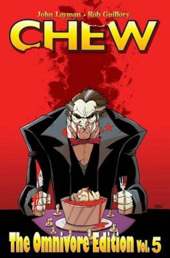Chew, Volume 5, Hardcover