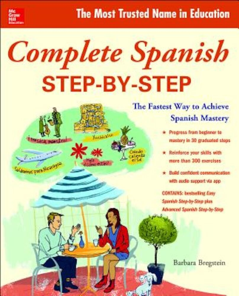 Complete Spanish Step-By-Step, Paperback