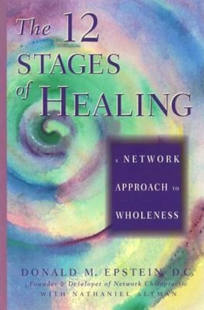 12 Stages of Healing, Paperback