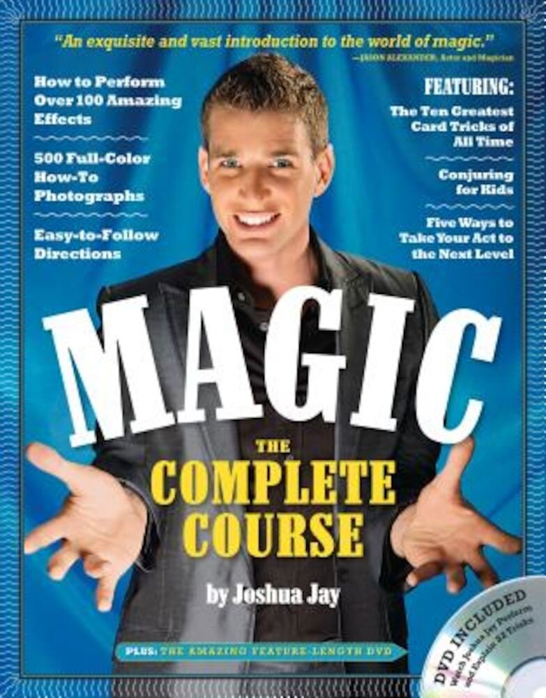 Magic: The Complete Course [With DVD], Paperback