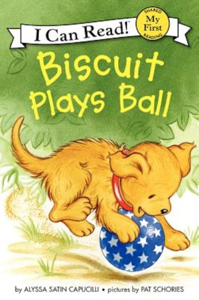 Biscuit Plays Ball, Hardcover