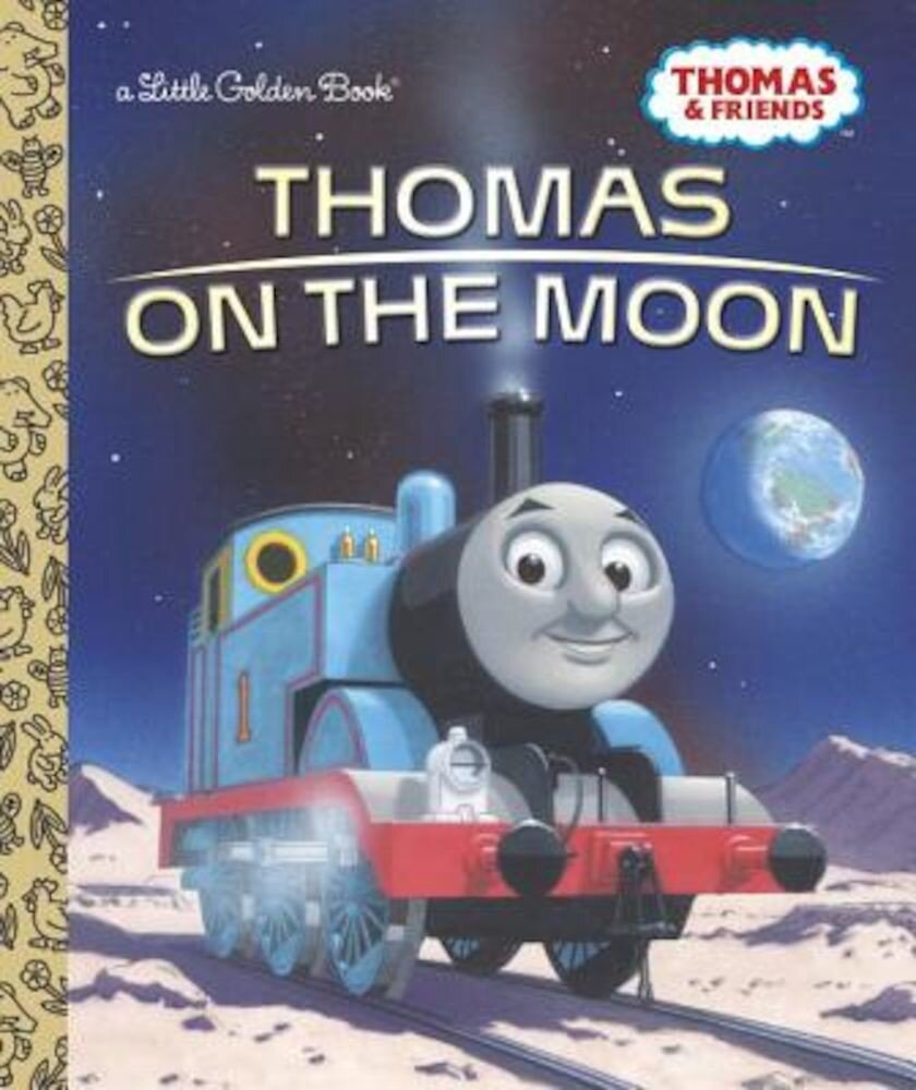 Thomas on the Moon (Thomas & Friends), Hardcover