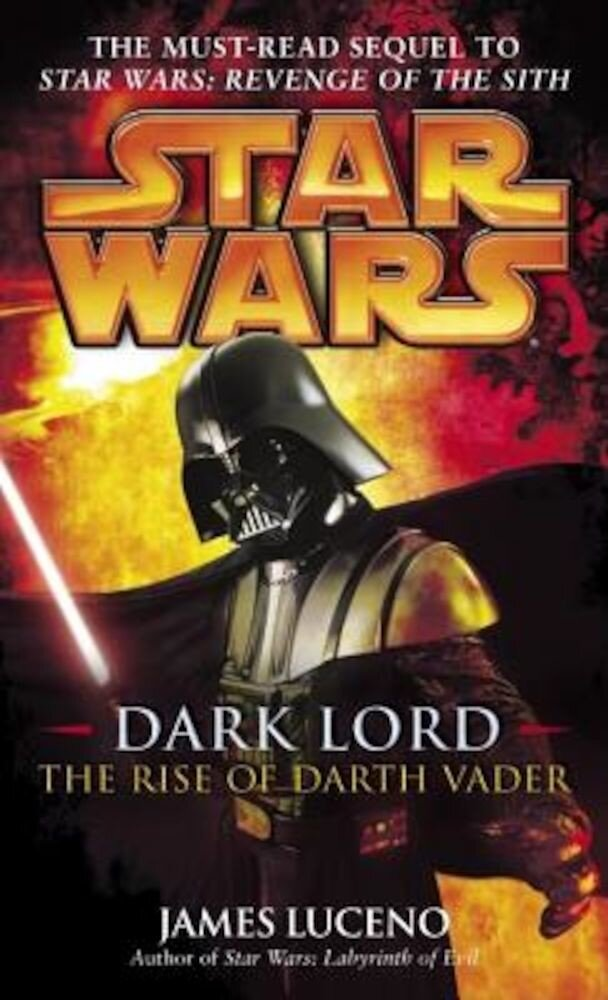 Dark Lord: The Rise of Darth Vader, Paperback