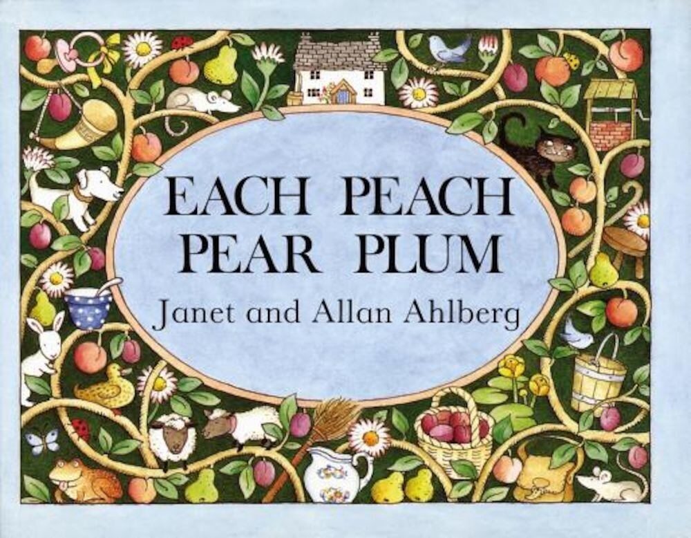 Each Peach Pear Plum, Hardcover