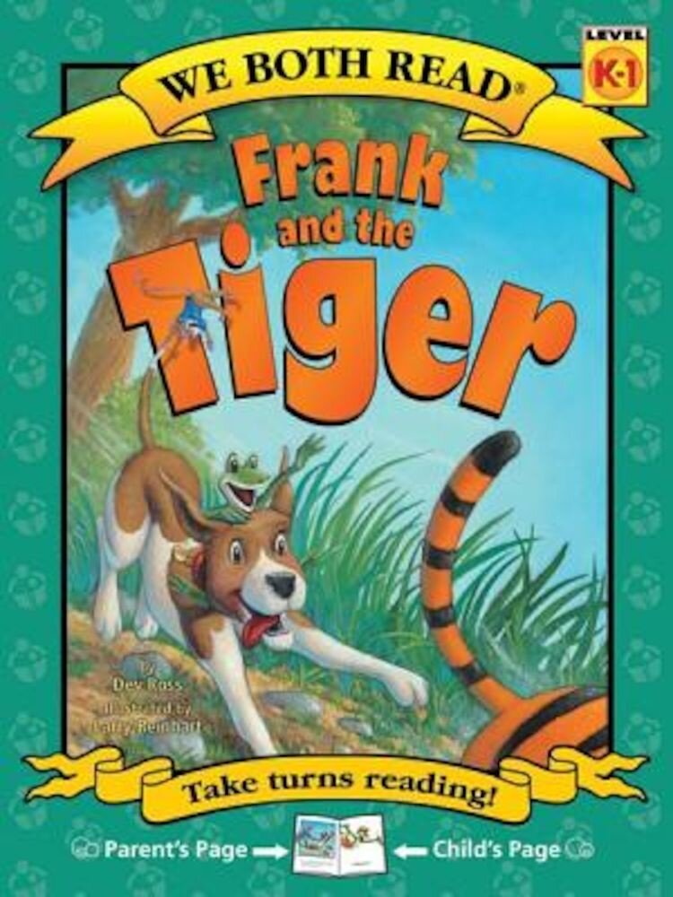 Frank and the Tiger, Paperback