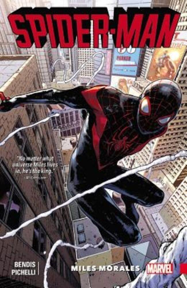 Spider-Man: Miles Morales, Volume 1, Paperback