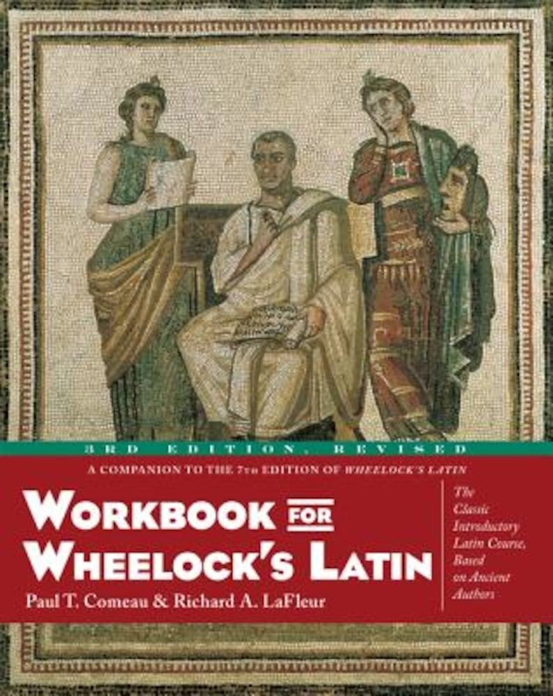 Workbook for Wheelock's Latin, 3rd Edition, Revised, Paperback