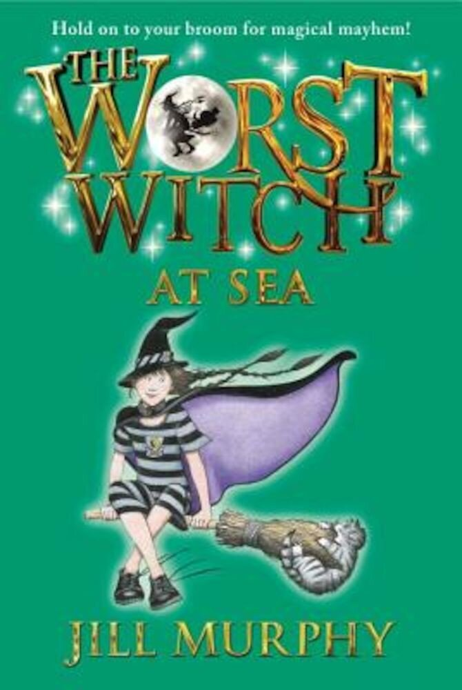 The Worst Witch at Sea, Paperback