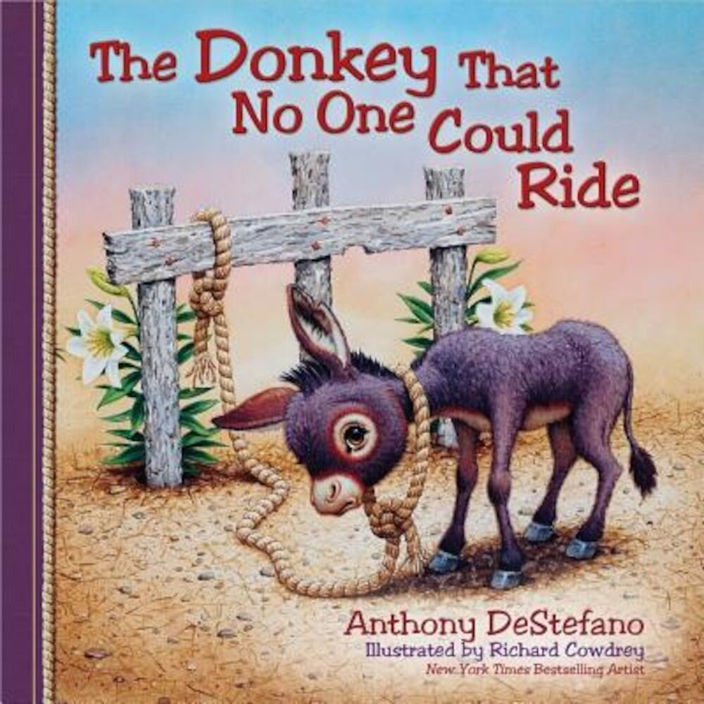 The Donkey That No One Could Ride, Hardcover