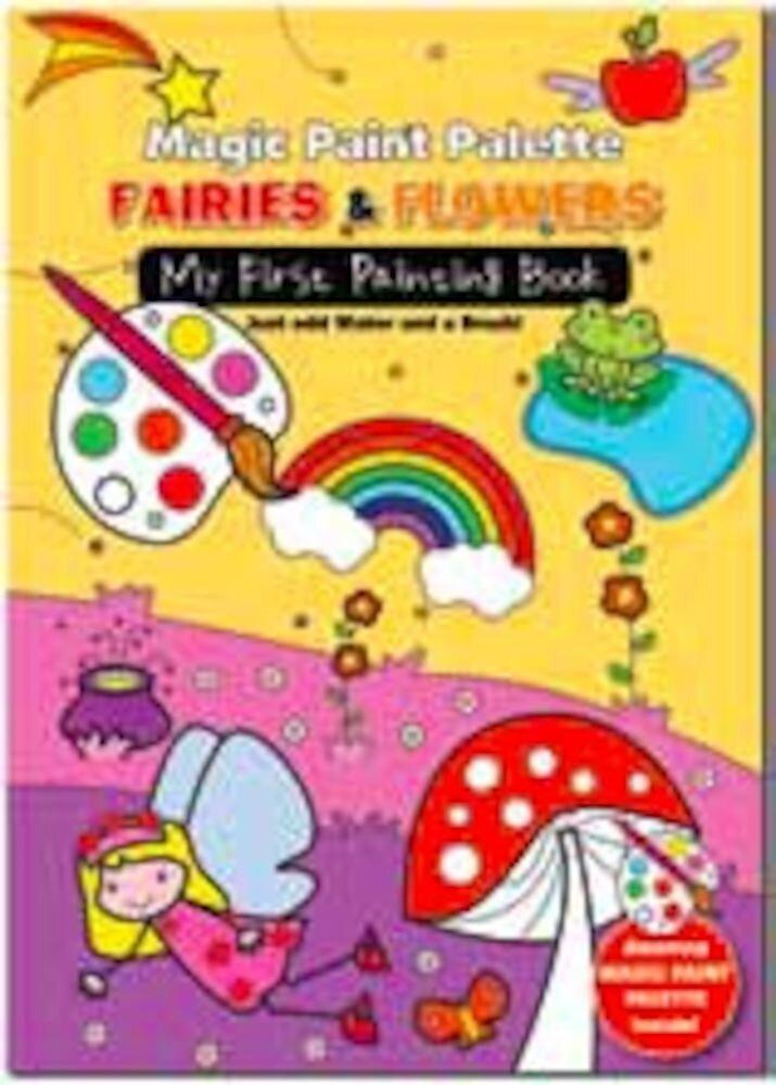 My magic painting book - fairy
