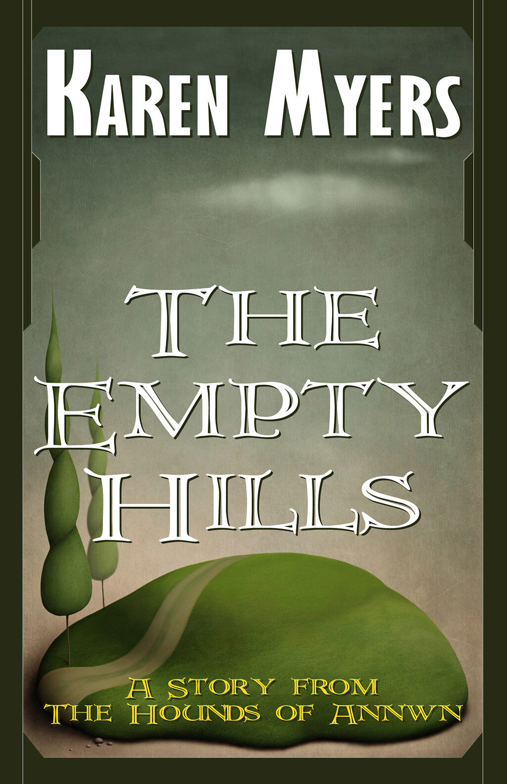 The Empty Hills (eBook)