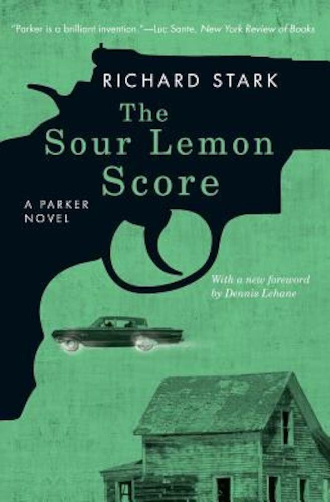 The Sour Lemon Score, Paperback
