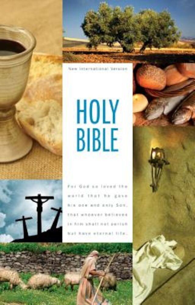 Textbook Bible-NIV, Hardcover