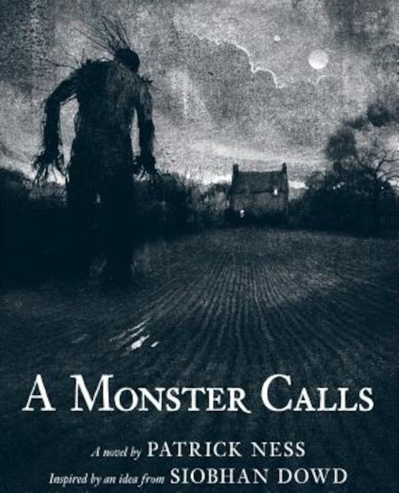 A Monster Calls, Hardcover