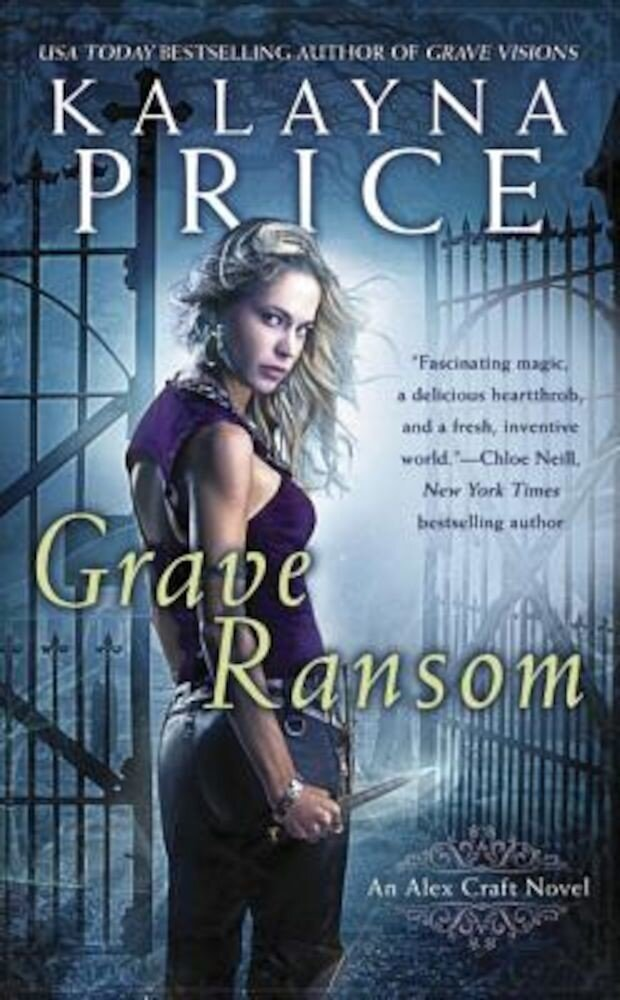 Grave Ransom, Paperback