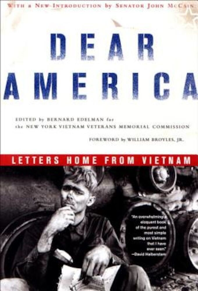 Dear America: Letters Home from Vietnam, Paperback