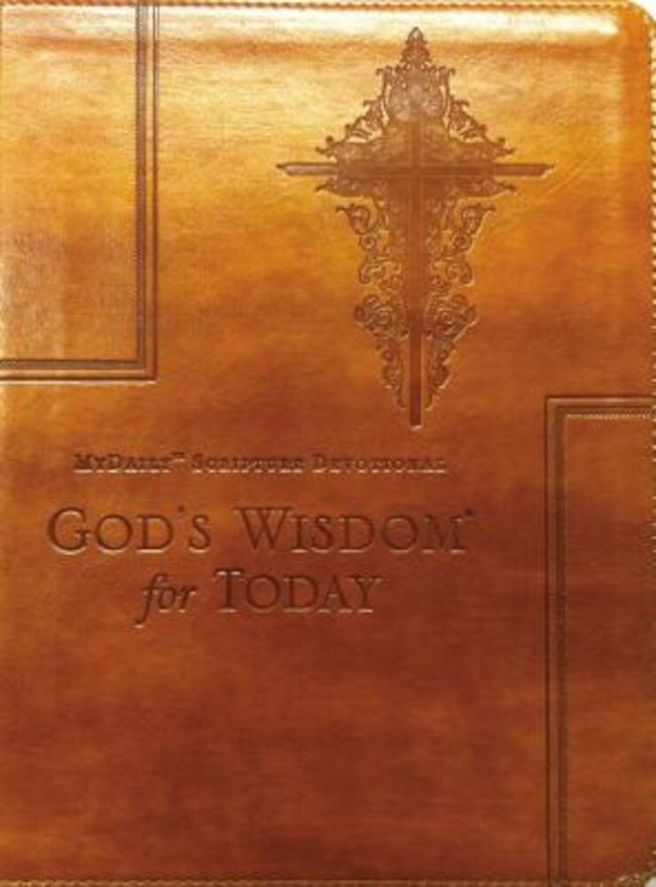 God's Wisdom for Today, Hardcover