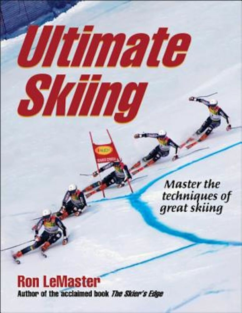 Ultimate Skiing, Paperback