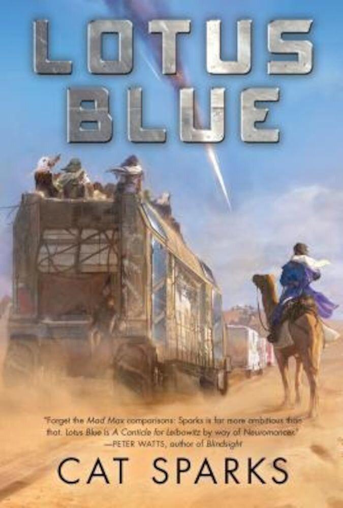Lotus Blue, Paperback