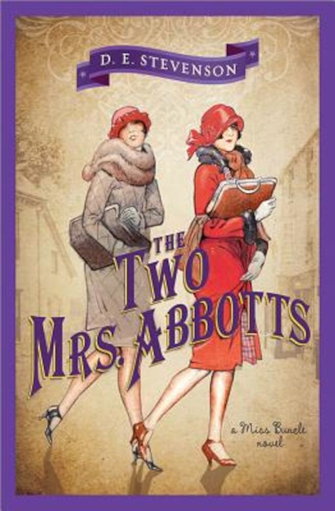 The Two Mrs. Abbotts, Paperback