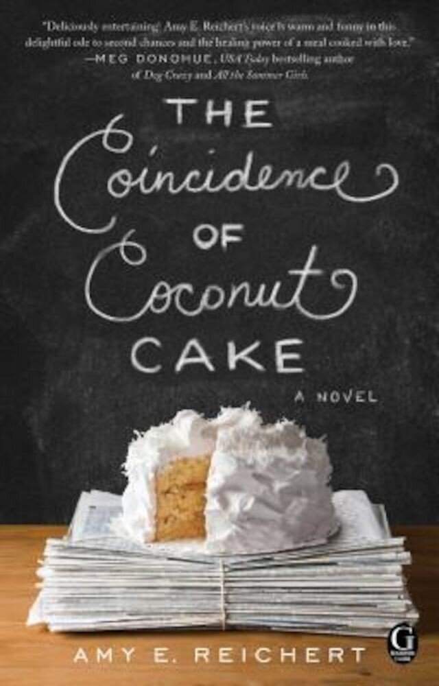 The Coincidence of Coconut Cake, Paperback