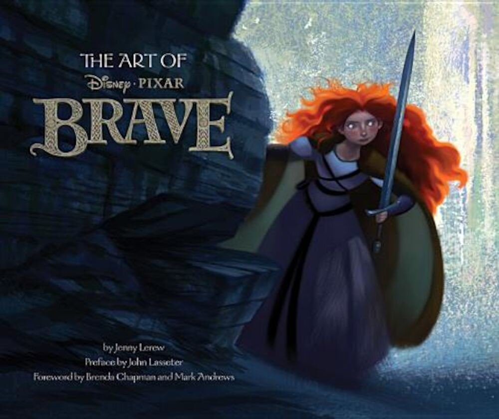 The Art of Brave, Hardcover