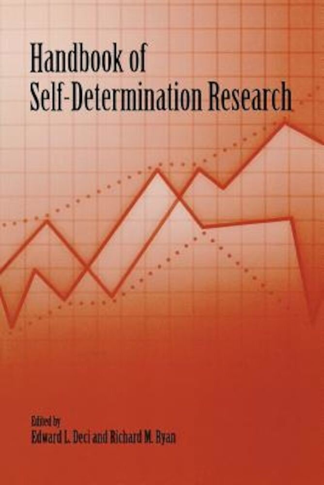 Handbook of Self-Determination Research, Paperback