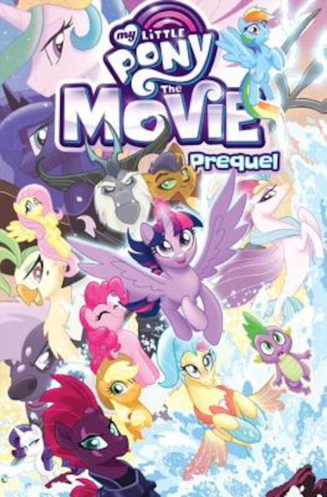 My Little Pony: The Movie Prequel, Paperback