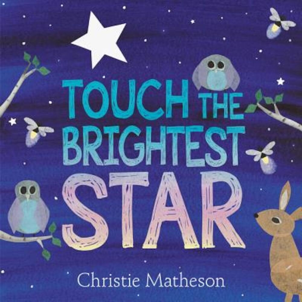 Touch the Brightest Star, Hardcover