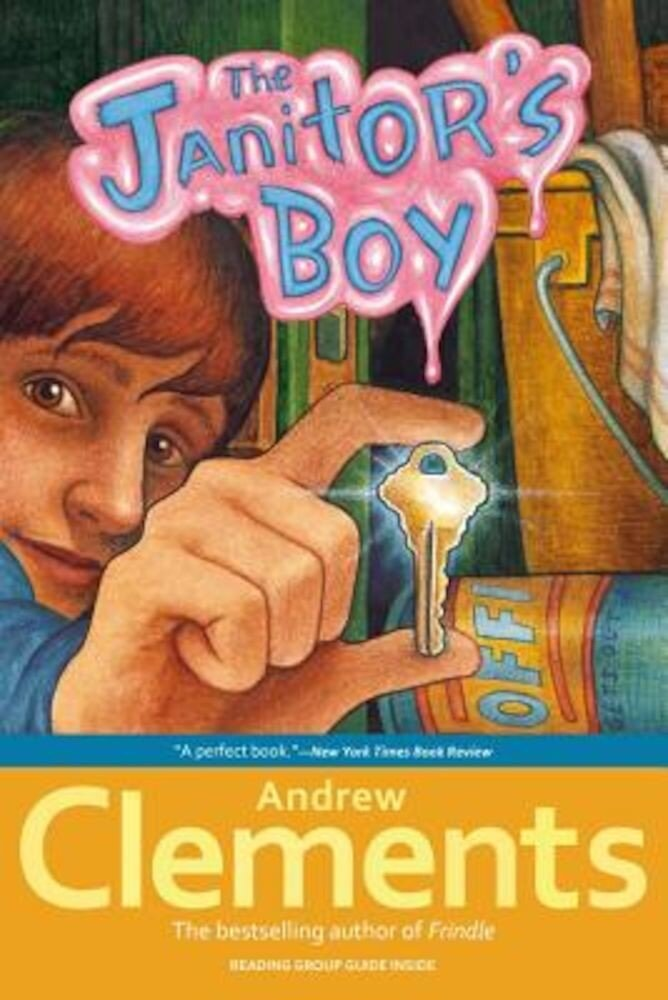 The Janitor's Boy, Paperback