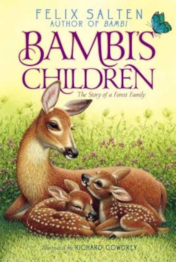Bambi's Children: The Story of a Forest Family, Paperback