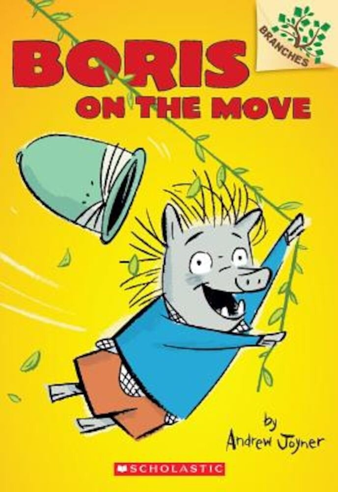 Boris on the Move, Paperback