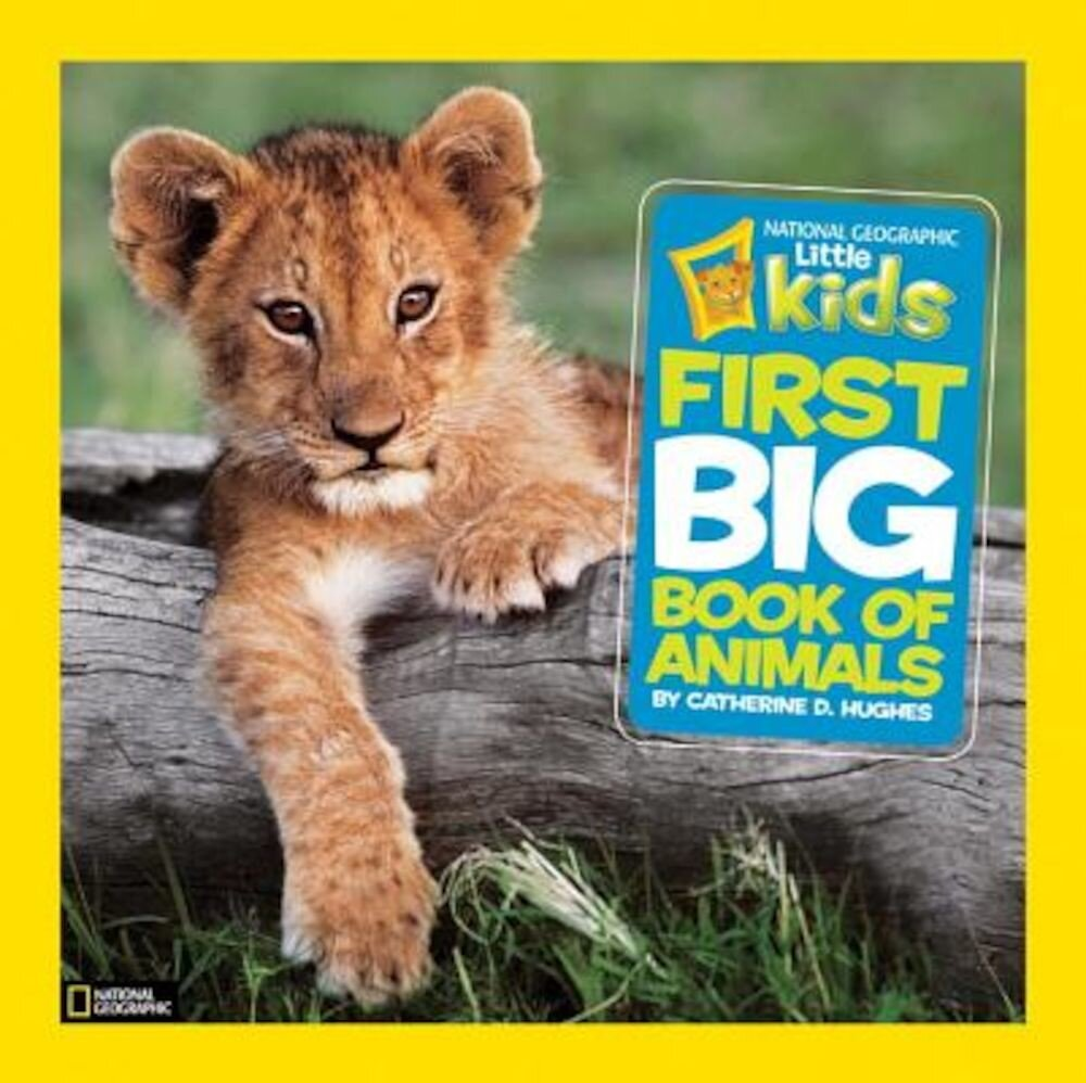 Little Kids First Big Book of Animals, Hardcover