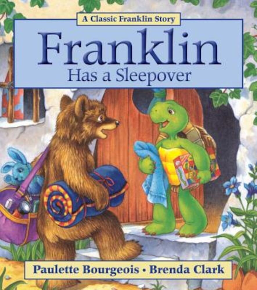 Franklin Has a Sleepover, Paperback