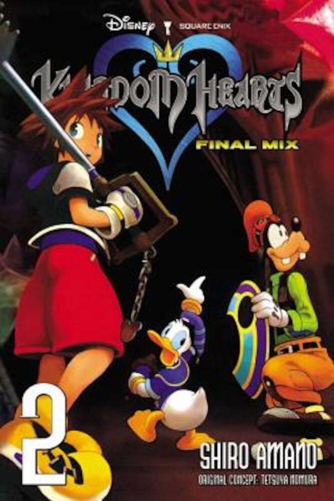 Kingdom Hearts: Final Mix, Vol. 2, Paperback
