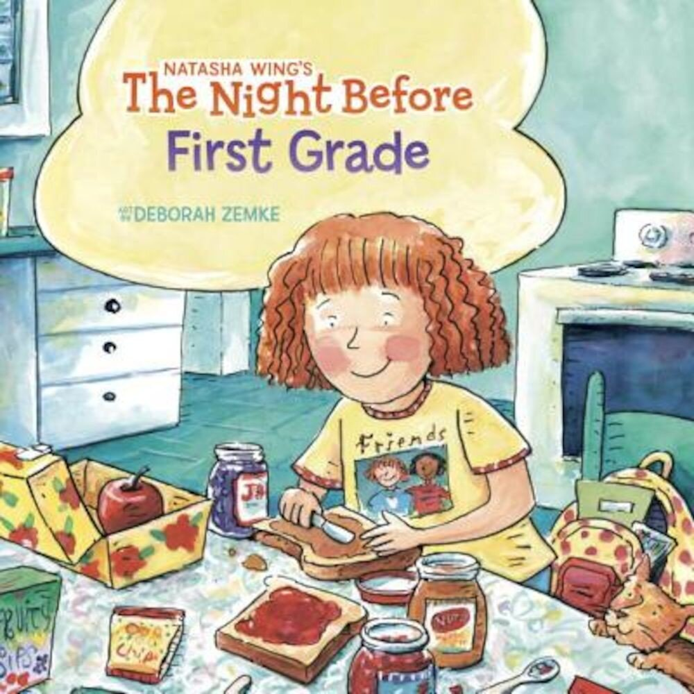 The Night Before First Grade, Paperback