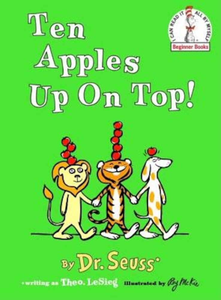Ten Apples Up on Top!, Hardcover