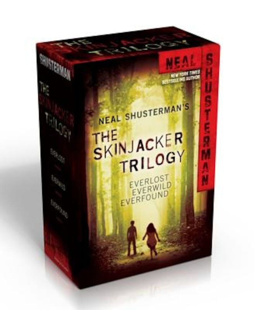 The Skinjacker Trilogy: Everlost/Everwild/Everfound, Paperback