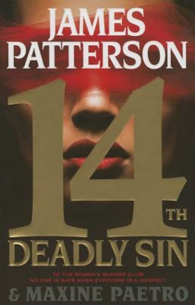 14th Deadly Sin, Hardcover