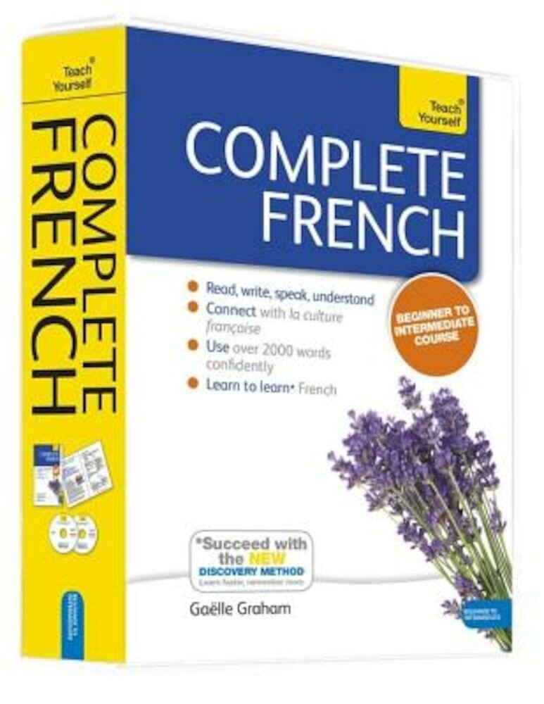 Complete French Beginner to Intermediate Course: Learn to Read, Write, Speak and Understand a New Language, Paperback