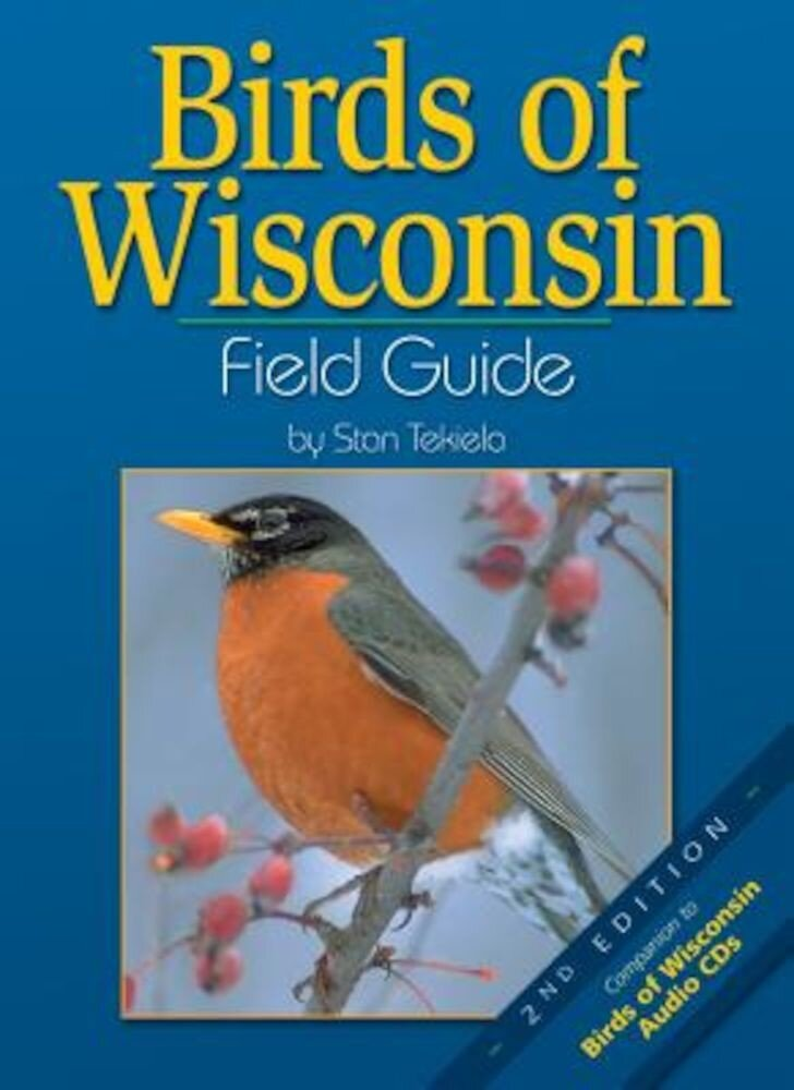 Birds of Wisconsin Field Guide, Paperback