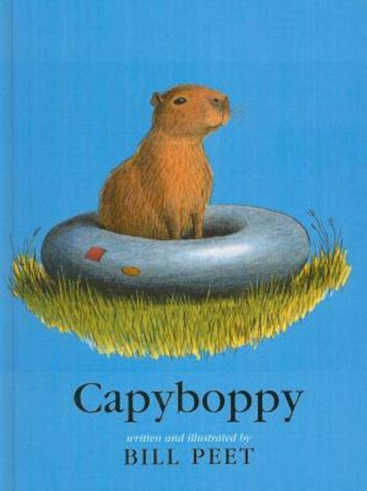 Capyboppy, Hardcover
