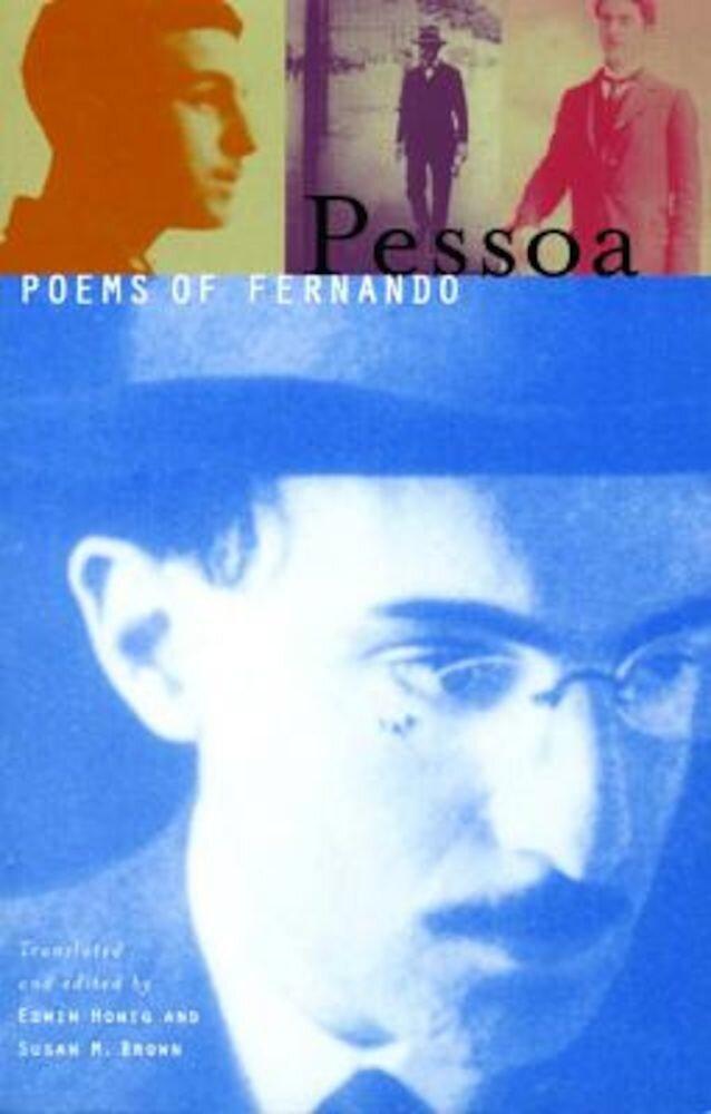 Poems of Fernando Pessoa, Paperback