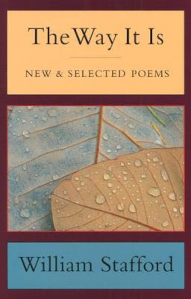 The Way It Is: New and Selected Poems, Paperback