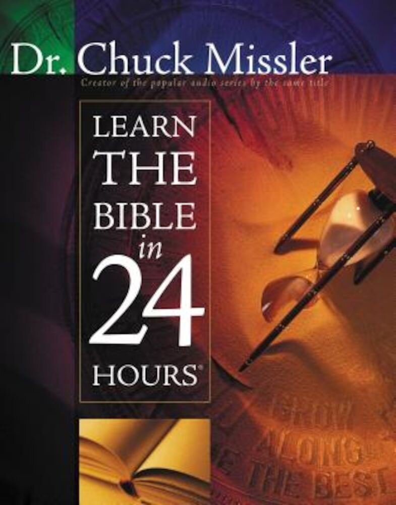 Learn the Bible in 24 Hours, Paperback