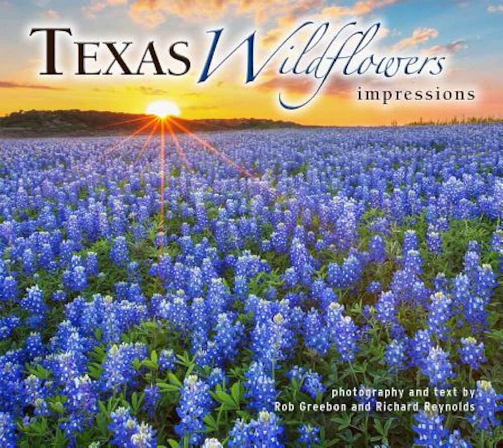 Texas Wildflowers Impressions, Paperback